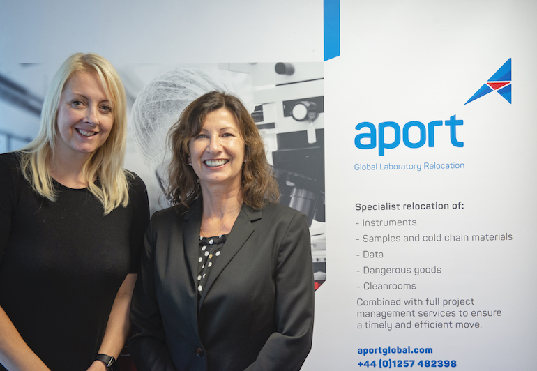 Lab relocation specialist targets growth